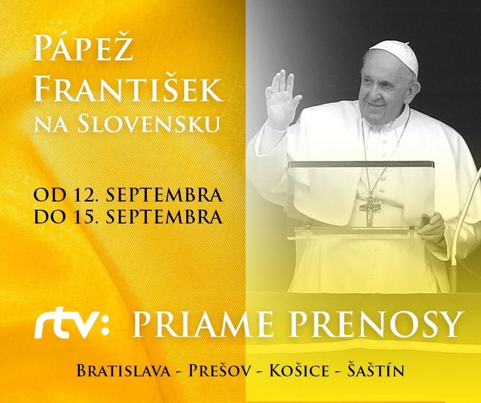 papez-Frantisek-Na-Slovensku
