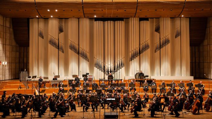 3. abonentný koncert SOSR