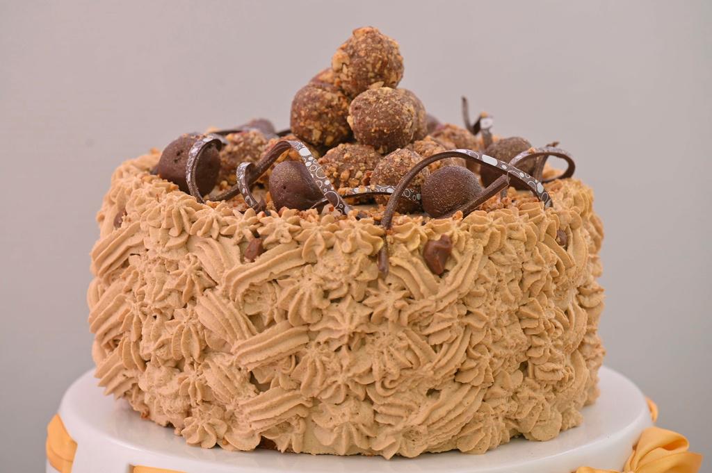 Torta posedenie pri káve podľa Bei