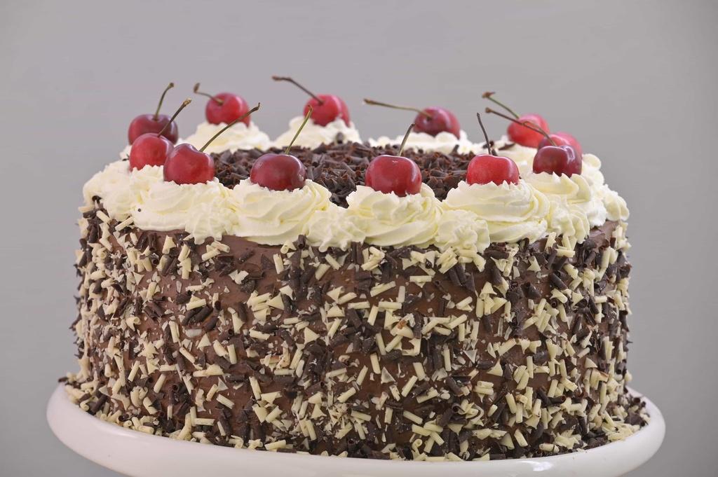 Bohatá rodinná torta