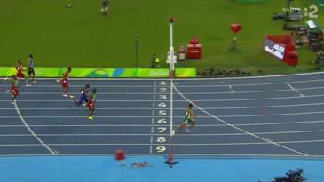 Svetový rekord Van Niekerka na 400m