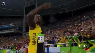 Bolt - 9. zlato