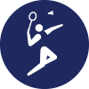 olympijská disciplína Bedminton