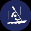 olympijská disciplína Vodný slalom