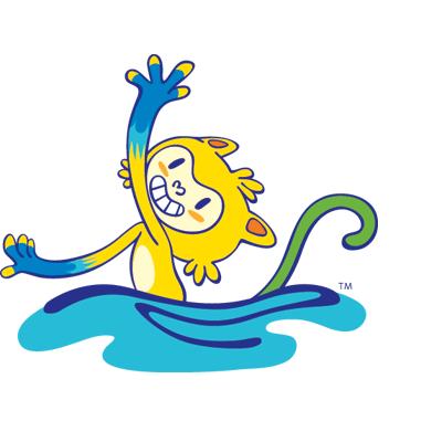 Naďa Daabousová - Synchronizované plávanie